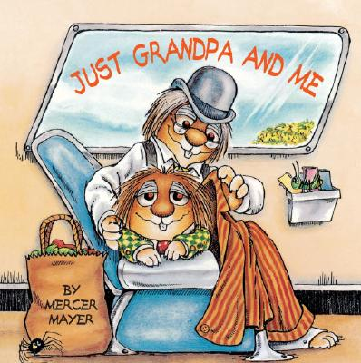Just Grandpa and Me Cover