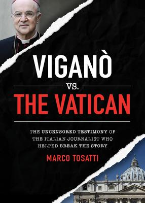 Vigano Vs the Vatican Cover Image
