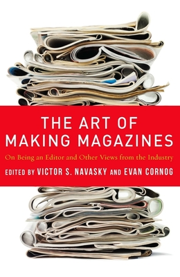The Art of Making Magazines Cover