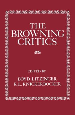 Cover for The Browning Critics