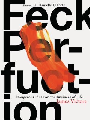 Feck Perfuction: Dangerous Ideas on the Business of Life (Business Books, Graphic Design Books, Books on Success) Cover Image