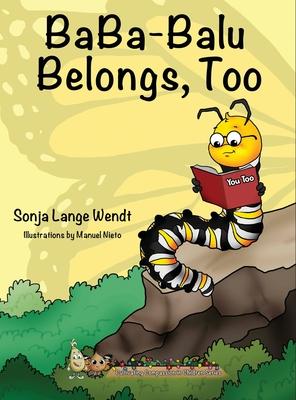 Cover for BaBa-Balu Belongs, Too