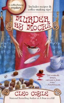 Murder by Mocha Cover