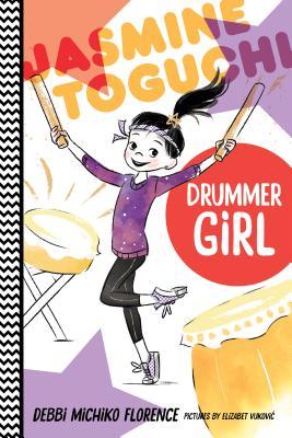 Jasmine Toguchi, Drummer Girl Cover Image