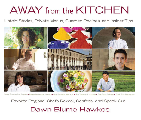Cover for Away from the Kitchen
