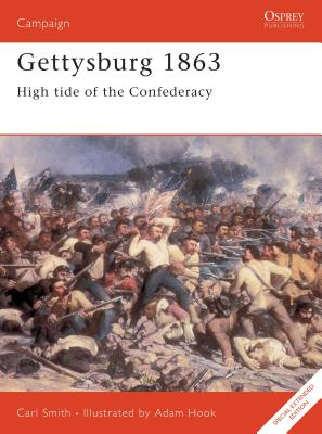 Gettysburg 1863: High Tide of the Confederacy Cover Image