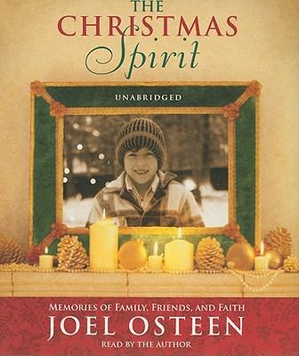 The Christmas Spirit Cover