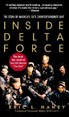 Inside Delta Force: The Story of America's Elite Counterterrorist Unit Cover Image