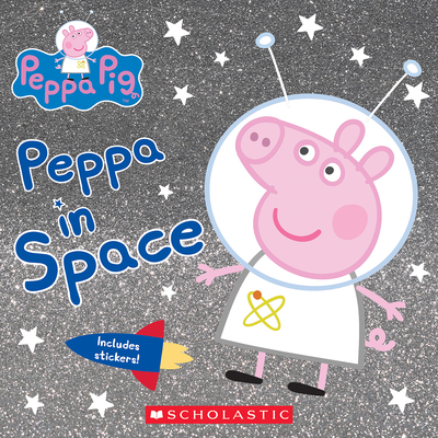 Peppa in Space (Peppa Pig) Cover Image