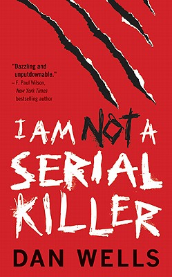 I Am Not A Serial Killer Cover Image