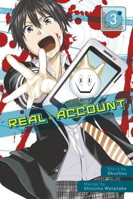 Cover for Real Account 3