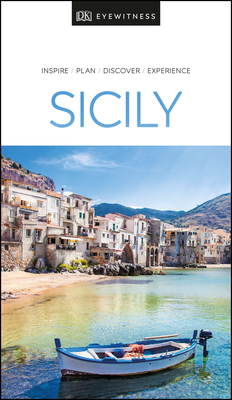 DK Eyewitness Sicily (Travel Guide) Cover Image