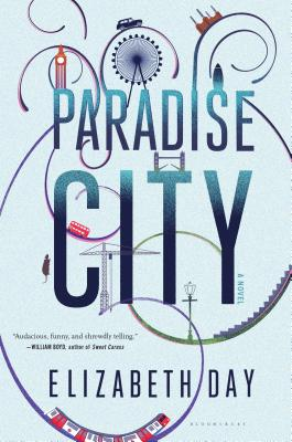 Paradise City cover image