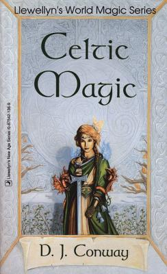 Celtic Magic (Llewellyn's World Religion & Magick) Cover Image