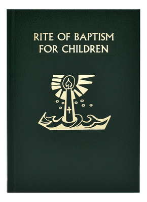 Rite of Baptism for Children Cover Image