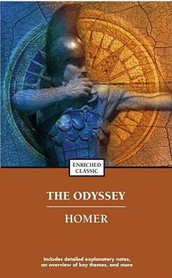 The Odyssey (Enriched Classics) Cover Image