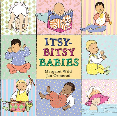 Itsy-Bitsy Babies Cover