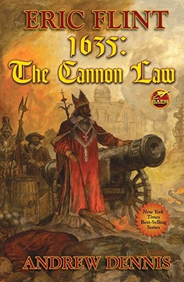 1635: Cannon Law (The Ring of Fire #8) Cover Image