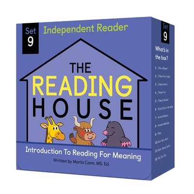 The Reading House Set 9: Introduction to Reading for Meaning Cover Image