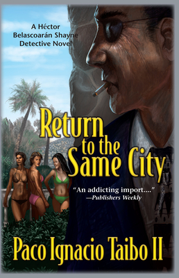 Return to the Same City Cover