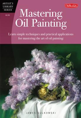 Mastering Oil Painting Cover