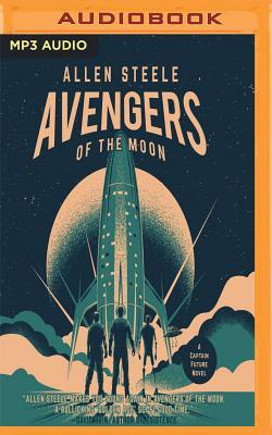 Cover for Avengers of the Moon (Captain Future Novel)
