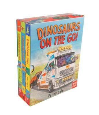 Dinosaurs on the Go! Cover Image
