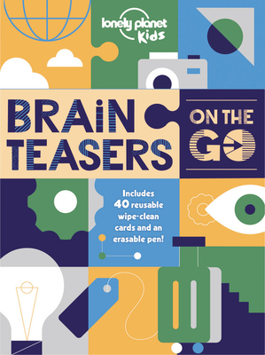 Brain Teasers on the Go Cover Image