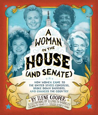 A Woman in the House (and Senate) Cover