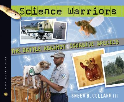 Science Warriors Cover