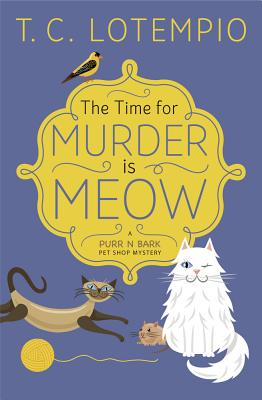 The Time for Murder Is Meow Cover Image