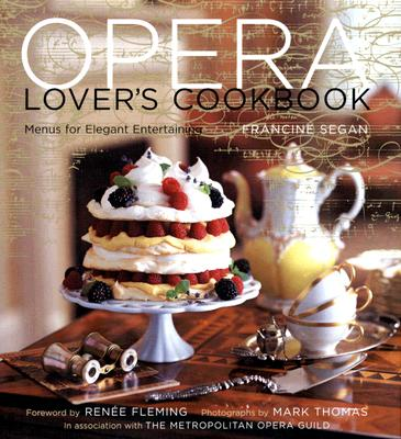 The Opera Lover's Cookbook Cover