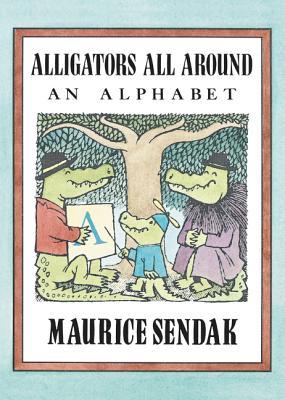 Alligators All Around: An Alphabet Cover Image