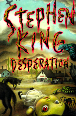 Desperation Cover