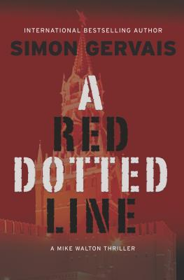 Cover for A Red Dotted Line