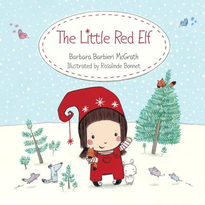 The Little Red Elf Cover