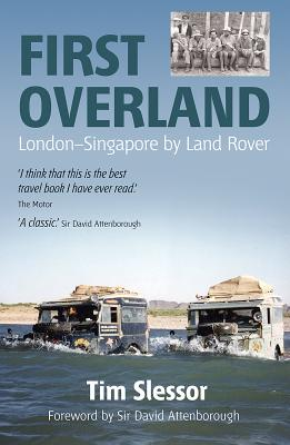First Overland: London-Singapore by Land Rover Cover Image