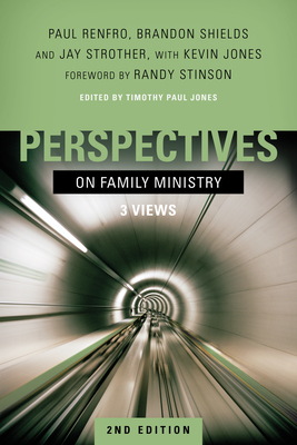 Cover for Perspectives on Family Ministry