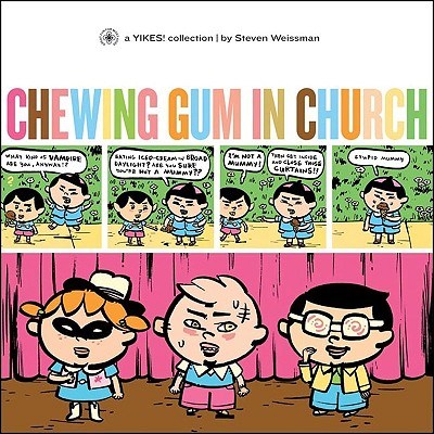 Cover for Chewing Gum in Church