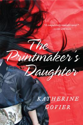 The Printmaker's Daughter Cover