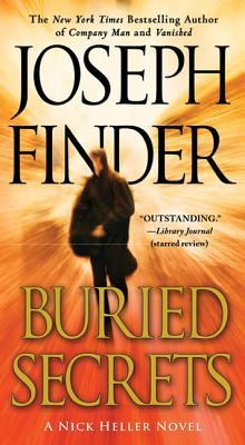Buried Secrets: A Nick Heller Novel Cover Image