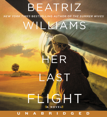 Her Last Flight CD: A Novel Cover Image