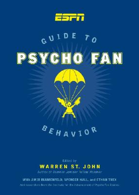 ESPN Guide to Psycho Fan Behavior Cover Image