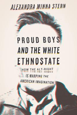 Cover for Proud Boys and the White Ethnostate