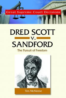 Cover for Dred Scott V. Sandford
