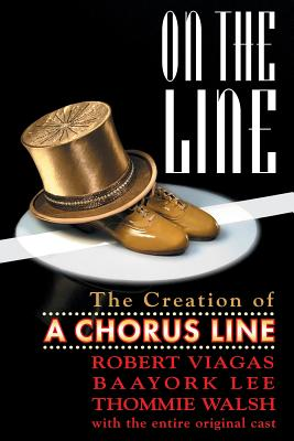 Cover for On the Line