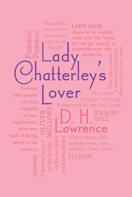 Lady Chatterley's Lover (Word Cloud Classics) Cover Image