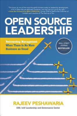 Open Source Leadership Cover
