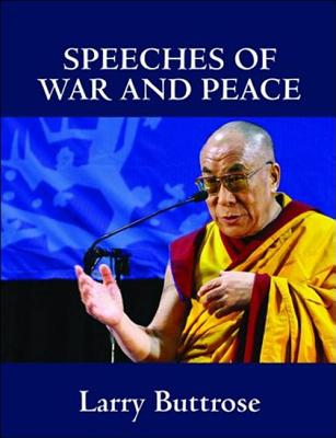Speeches of War and Peace Cover