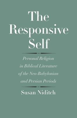 Cover for The Responsive Self